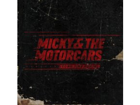 MICKY AND THE MOTORCARS - Long Time Comin (LP)