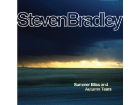STEVEN BRADLEY - Summer Bliss And Autumn Tears (Blue Vinyl) (LP)