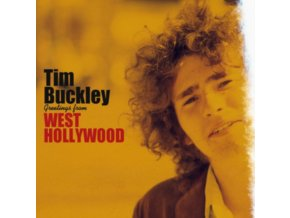 TIM BUCKLEY - Greetings From West Hollywood (LP)