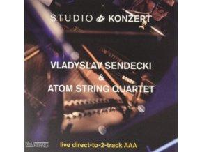 VLADYSLAV SENDECKI & ATOM STRING QUARTET - Studio Konzert (Limited Edition) (LP)