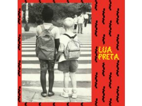 "LUA PRETA - Polaquinha Preta (Coloured Vinyl) (12"" Vinyl)"