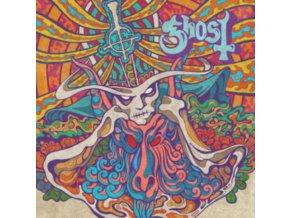"""GHOST - Kiss The Go-Goat / Mary On A Cross (7 """"Vinyl)"""