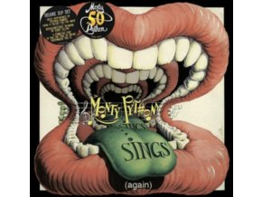 MONTY PYTHON - Sings (Again) (50th Anniversary Edition) (Etched D-Side) (LP)