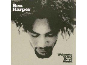 BEN HARPER - Welcome To The Cruel World (25th Anniversary Edition) (LP)