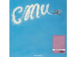 CONTEMPORARY MUSIC UNIT (CMU) - Open Spaces (LP)
