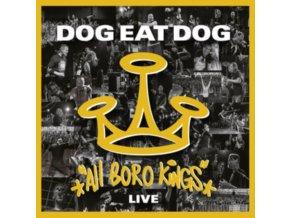 DOG EAT DOG - All Boro Kings Live (LP)