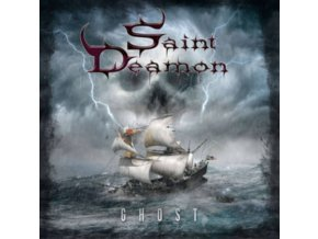 SAINT DEAMON - Ghost (Silver Vinyl) (LP)