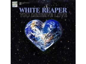 WHITE REAPER - You Deserve Love (Neon Green Vinyl) (LP)