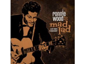 RONNIE WOOD WITH HIS WILD FIVE - Mad Lad: A Live Tribute To Chuck Berry (LP)