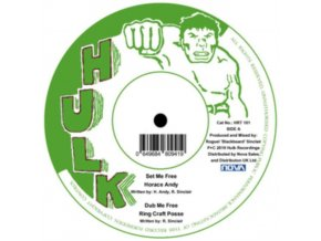 "HORACE ANDY - Set Me Free (12"" Vinyl)"