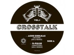 "VARIOUS ARTISTS - Crosstalk EP (12"" Vinyl)"