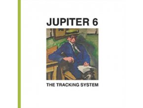 "JUPITER 6 - The Tracking System (12"" Vinyl)"