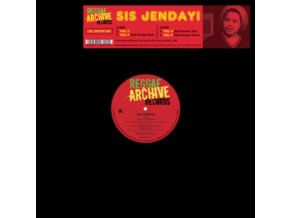 """SIS JENDAYI - Feel It (10"""" Vinyl)"""