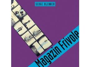 SERGE BLENNER - Magazin Frivole (LP)