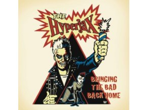 HYPERJAX - Bringing The Bad Back Home (LP + CD)