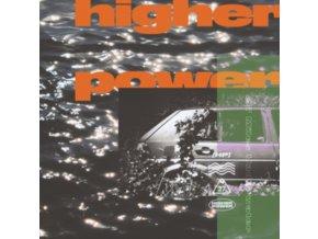 HIGHER POWER - 27 Miles Underwater (Black/White Marbled Vinyl) (LP)