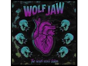 WOLF JAW - The Heart Wont Listen (LP)