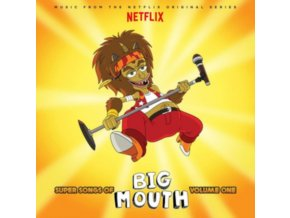 ORIGINAL TV SOUNDTRACK / VARIOUS ARTISTS - Super Songs Of Big Mouth Vol. 1 (LP)