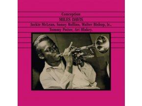 MILES DAVIS - Conception (LP)