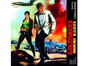 ORIGINAL SOUNDTRACK / CARLO SAVINA - Goldsnake Anonima Killers (LP)
