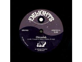 """MNP - Chicxulub / Linus (7"""" Vinyl)"""