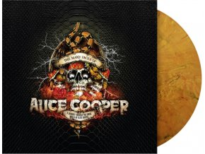 ALICE COOPER - The Many Faces Of Alice Cooper (Opaque Splatter Marble Vinyl) (LP)