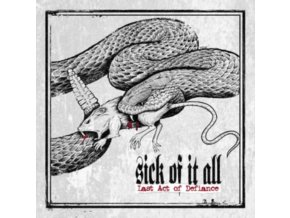 SICK OF IT ALL - Last Act Of Defience (LP)