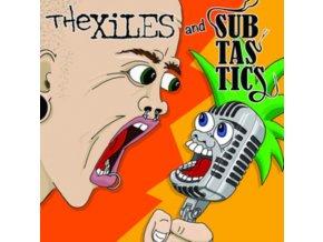 "XILES & SUBTASTICS - Split (7"" Vinyl)"