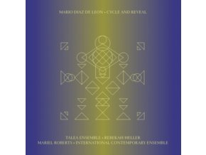 MARIO DIAZ DE LEON - Cycle And Reveal (LP)