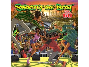 VARIOUS ARTISTS - Strictly The Best Vol. 60 (LP)