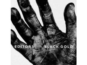 EDITORS - Black Gold: Best Of Editors (LP)