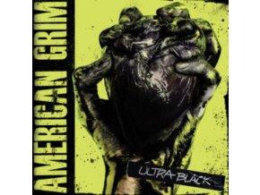 AMERICAN GRIM - Ultra Black (LP)