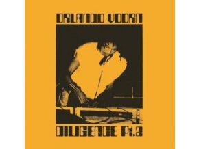 "ORLANDO VOORN - Diligence Pt.1 (12"" Vinyl)"
