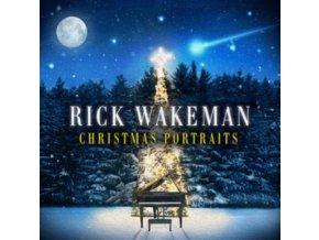 RICK WAKEMAN - Christmas Portraits (LP)