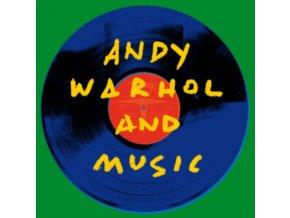 VARIOUS ARTISTS - Andy Warhol & Music (LP)