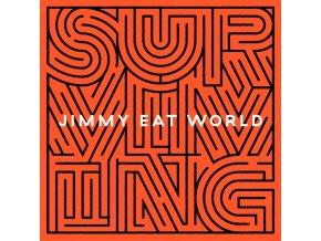 JIMMY EAT WORLD - Surviving (LP)