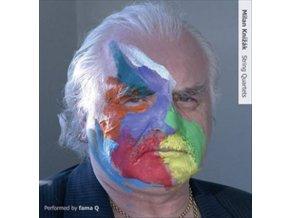MILAN KNIZAK - String Quartets (LP)
