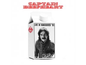CAPTAIN BEEFHEART - Live In Vancouver 81 (Yellow Vinyl) (LP)