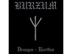 BURZUM - Draugen - Rarities (LP)