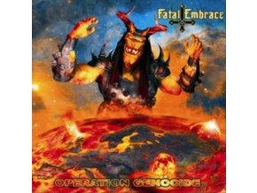 FATAL EMBRACE - Operation Genocide (LP)