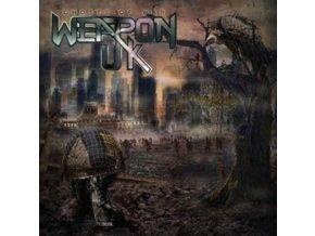 WEAPON UK - Ghosts Of War (LP)
