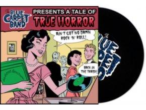 """BLUE CARPET BAND - Aint Got No Damn RockNRoll (7"""" Vinyl)"""