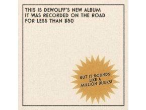 DEWOLFF - Tascam Tapes (LP)