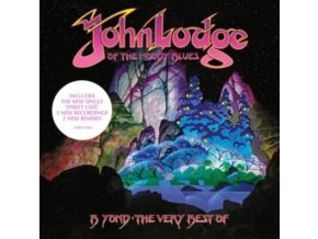 JOHN LODGE - B Yond - The Very Best Of (LP)