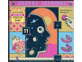 DESERT SESSIONS - Vols. 11 & 12 (LP)
