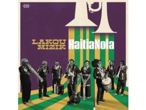 LAKOU MIZIK - Haitianola (LP)