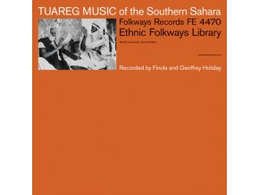 VARIOUS ARTISTS - Tuareg Music Of The Southern Sahara (LP)