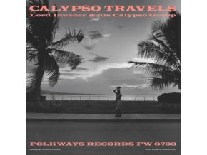 LORD INVADER - Calypso Travels (LP)
