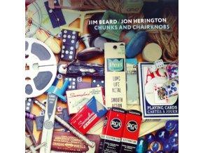 JIM BEARD & JON HERINGTON - Chunks & Chairknobs (LP)