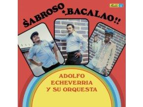 ADOLFO ECHEVERRIA Y SU ORQUESTA - Sabroso Bacalao (LP)
